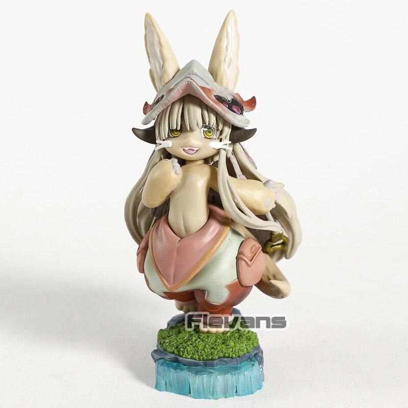 Figura de PVC prepintada a escala no Made In Abyss Nanachi juguete de modelos coleccionables
