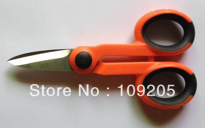 High-quality Fiber Optic Kevlar Scissors,Cutter