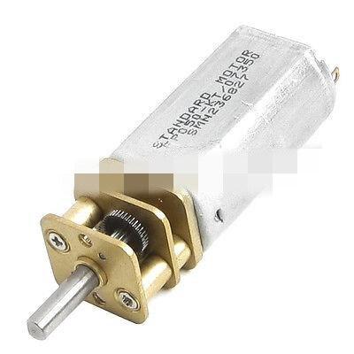 Мини с источником питания от постоянного тока, 6V 12V Номинальная Напряжение 10/15/20/30/60/100/120/150/200 об/мин скорость вывода данных крошечные прочная ...