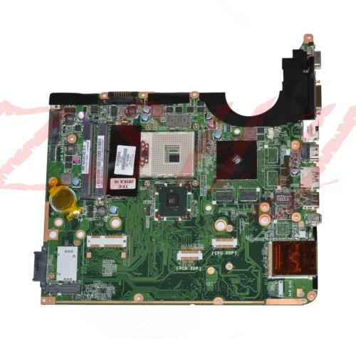 اللوحة الأم للكمبيوتر المحمول HP pavilion DV6, اللوحة الأم للكمبيوتر المحمول HP pavilion DV6 DA0UP6MB6F0 580976-001 ddr3 شحن مجاني 100% اختبار ok