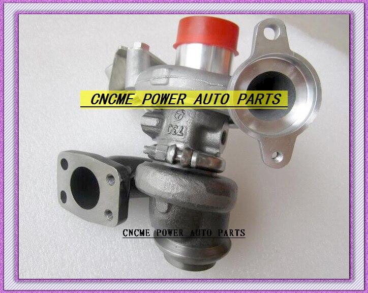 TURBO TD025 49173-07508 turbocompresor para FORD Fiesta enfoque C-MAX para Citroen Berlingo C3 C4 307 DV6B DV6ATED4 DV6UTED4 1.6L