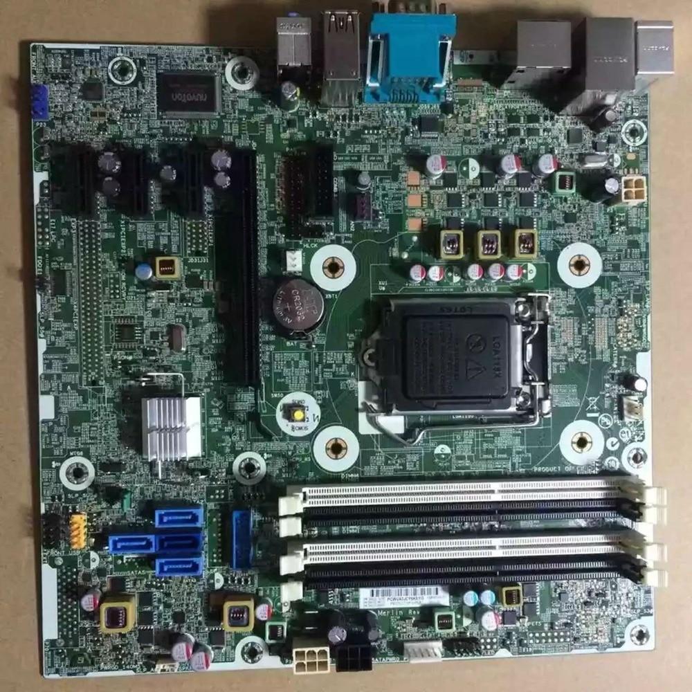 Para HP ProDesk 600 G1 placa base SFF 696549-002 739682-501 LG1150 placa base 100% probado plenamente la labor