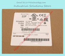 Nouveau convertisseur de fréquence de contrôle industriel 22F-D018N104 22F-DO18N1O4