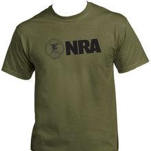 NRA,National fusil Ass,2nd amendement pistolet T-SHIRT 2018 mode couleur unie hommes T-SHIRT sans manches t-shirts