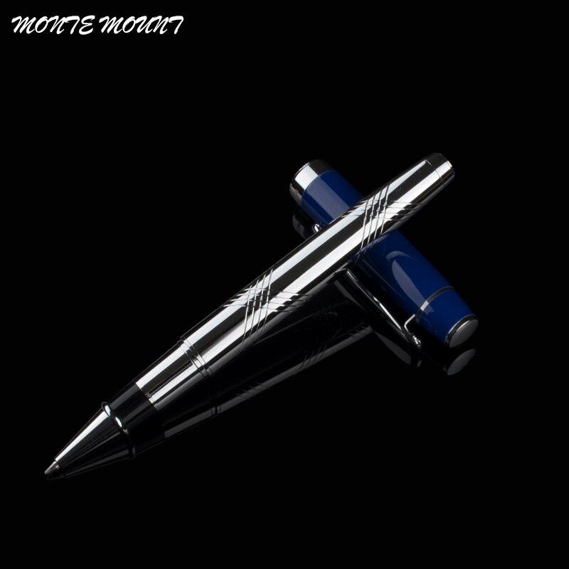 Высококачественные брендовые металлическая шариковая ручка Роскошные шариковые ручки для письма, офиса, школы, поставщики гелевая ручка к...