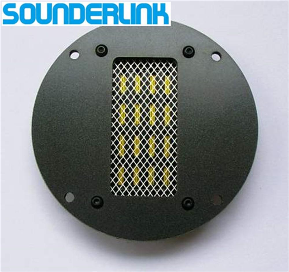 2PCS/Lot Sounerlink 4 inch 102MM High Power HiFi defniition Speaker AMT planner transducer ribbon tweeter