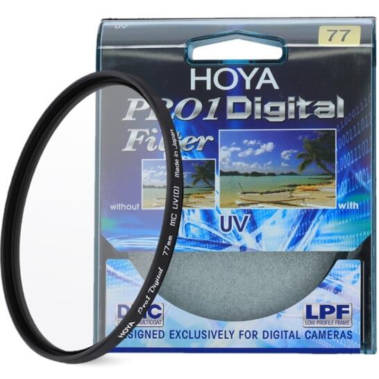 HOYA-مرشح الأشعة فوق البنفسجية الرقمي PRO1D ، متعدد الطبقات لعدسة الكاميرا ، Pro 1 DMC UV(O) ، 49 52 55 58 62 67 72 77 82 مللي متر