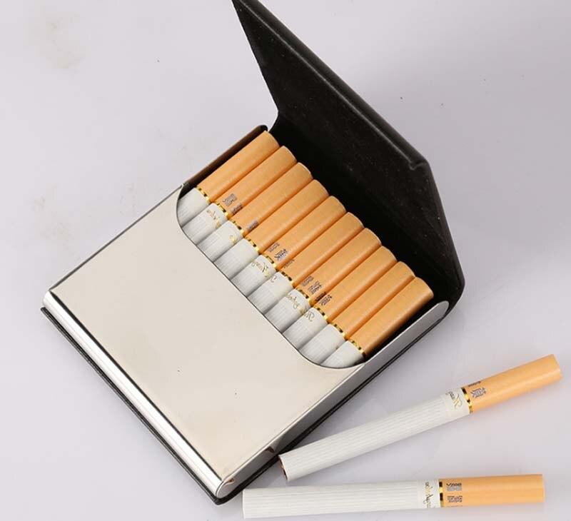 Étui à cigarettes pour paquet de 10 cigarettes