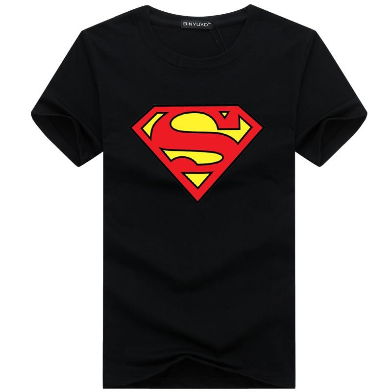 2019 verão superman manga curta camiseta masculina mais juventude meia mangas camiseta maré fabricante tshirt dos homens