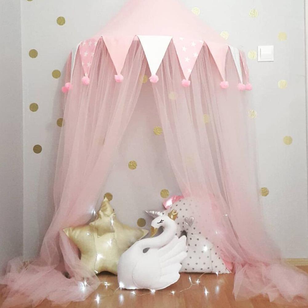 Toldo colgante para bebé, toldo, mosquitera, cortina, carpa para bebé