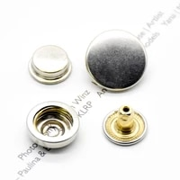 100set brass snap fasteners clothing accessories sewing snaps tools environmentally friendly high quality button jacket buttons