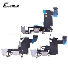 High Quality Charging Flex Cable For iPhone 5S SE 6 6S 7 8 Plus USB Charger Port Dock Connector With