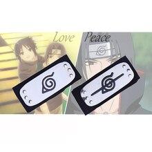 Naruto bandeau cosplay Costumes accessoires jouets accessoires Itachi akatsuki Anime bandeau Kakashi paix amour
