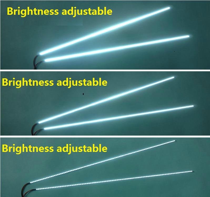 Набор светодиодных лент с подсветкой 600 мм * 4 мм * 2 мм, обновленный 26 дюймов ЖК-экран CCFL для светодиодного монитора, регулировка яркости