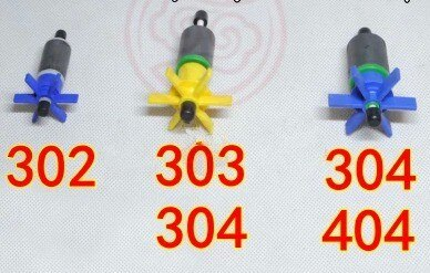 Sunsun HW-302A HW-302B HW-402A HW-402B HW-303A hw-303B Hw-403A hw-403B HW-304A HW-404B repuestos...