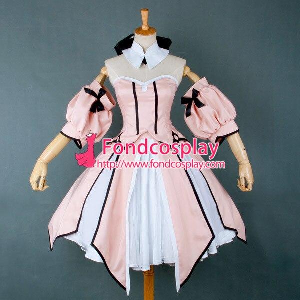 Destin illimité Codes sabre Lily robe Cosplay Costume sur mesure [G755]