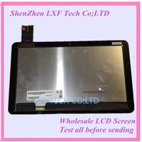 original 12 5 inch b125han01 0 lcd display touch screen assembly 19201080 for asus t302 t302c