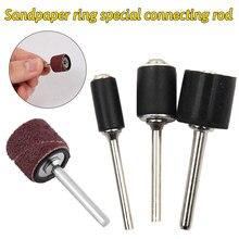 Outils électriques meules Dremel accessoires polissage Dremel outil meuleuse rotative outils ponçage tambour mandrin Dremel