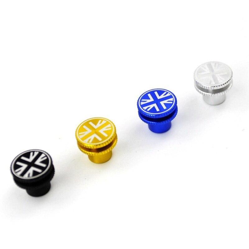 TWTOPSE British Flag Nut Bolt For Brompton Bike Bicycle Seatpost Clamp Fastener or Suspension Rear Shocks Screw Nut 2g Aluminium