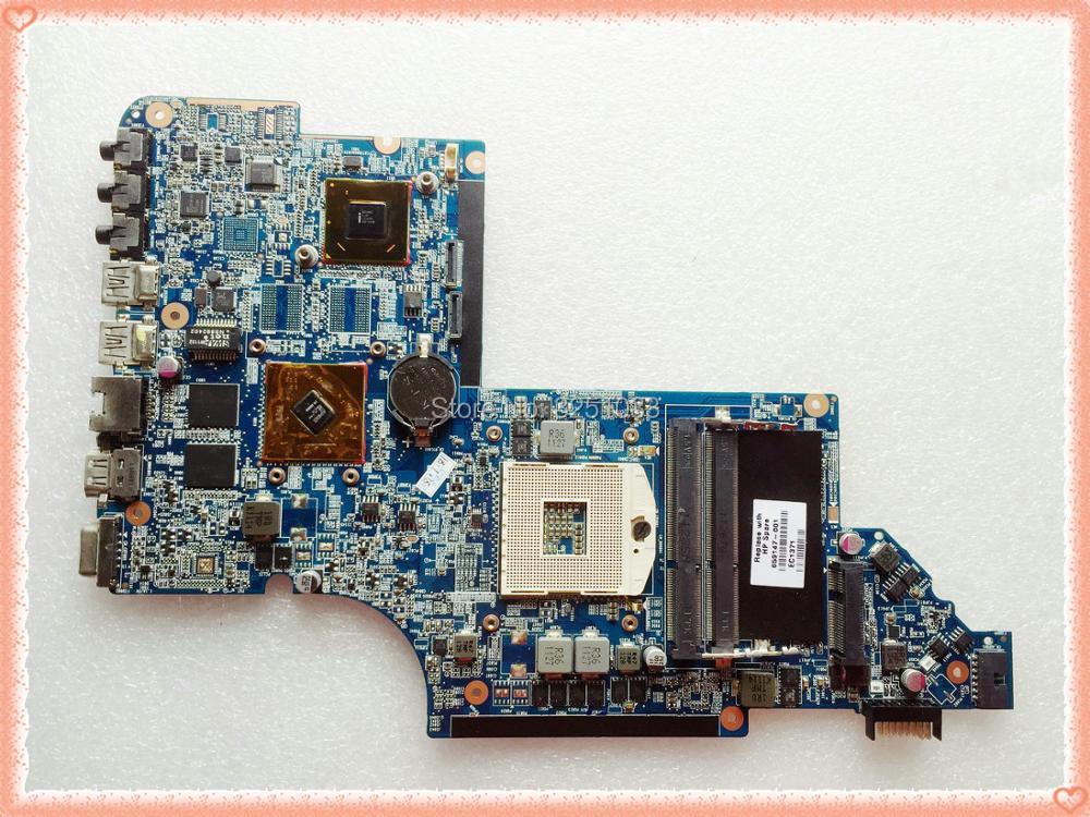 659147-001 ل HP DV6-6175CA دفتر DV6 DV6-6000 اللوحة المحمول DV6-6150TX 6490/1G نوعية جيدة 100% اختبار