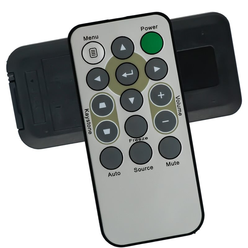 Mando a distancia para proyector Vivitek D508, D509, D510, D511, D512-3D, D557WH, D537W, D550, D552, D554, D555, D556