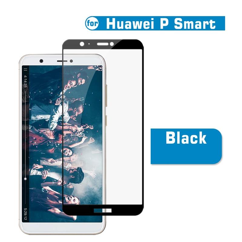 Vidrio templado para Huawei P protector de pantalla inteligente para Huawei PSmart huawey P Smart Enjoy 7S película de vidrio