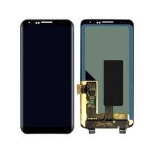5.8 ''AMOLED do Samsung Galaxy S9 G9600 wyświetlacz LCD + montaż digitizera ekranu dotykowego czarny darmowa wysyłka