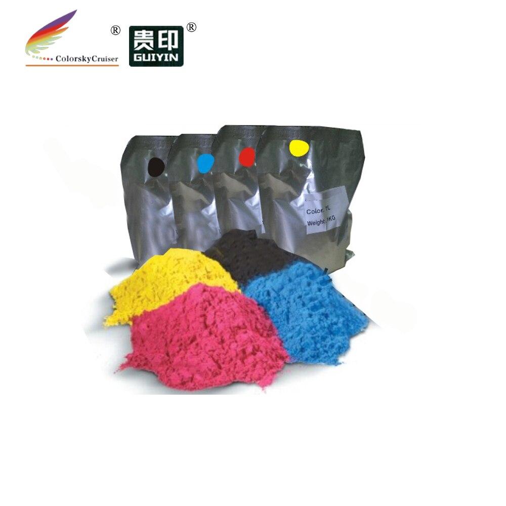 (DVCRX-KMC500) original laser copier iron powder developer for Konica Minolta Bizhub C500 C 500 DV510 250g/bag 4bgs/set 4 pack