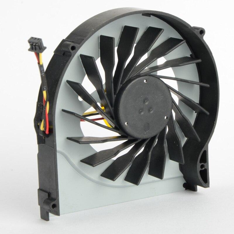 Ordenador portátil de refrigeración de la Cpu Fans para HP Pavilion DV7-4000 serie portátiles KSB0505HA procesador ventilador reemplazos