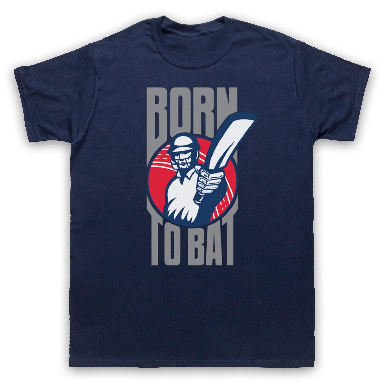 Camiseta de manga corta para hombre, mujer, niños, hombre, deporte, bateador, amor, lema de CRICKET
