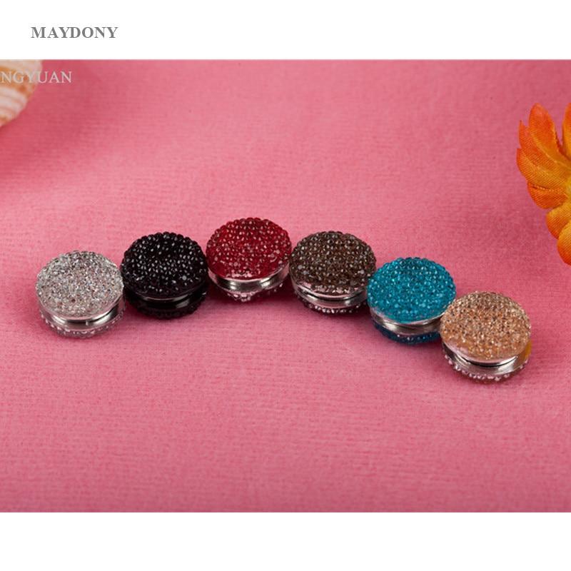 12 Uds broches magnéticos abaya para pañuelo Cierre de imán hijab clips chal imán bufanda Pin