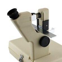 HLM-1A de lensmètre Portable ca/cc   focimètre Portable   mesure de lentille optique