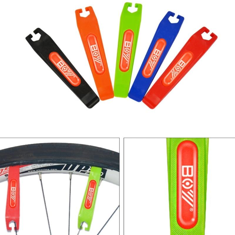 MTB, bicicleta de carretera, bicicleta, bicicleta, rueda, neumático, palanca, cuchara, reparación de nailon, juego de herramientas para neumáticos, conjunto de piezas de bicicleta, accesorios