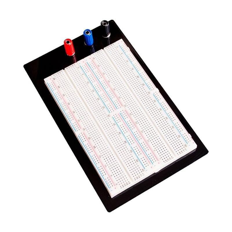 1660 buraco placa de ensaio versão ZY-204 cama de teste de teste de circuito de solda livre
