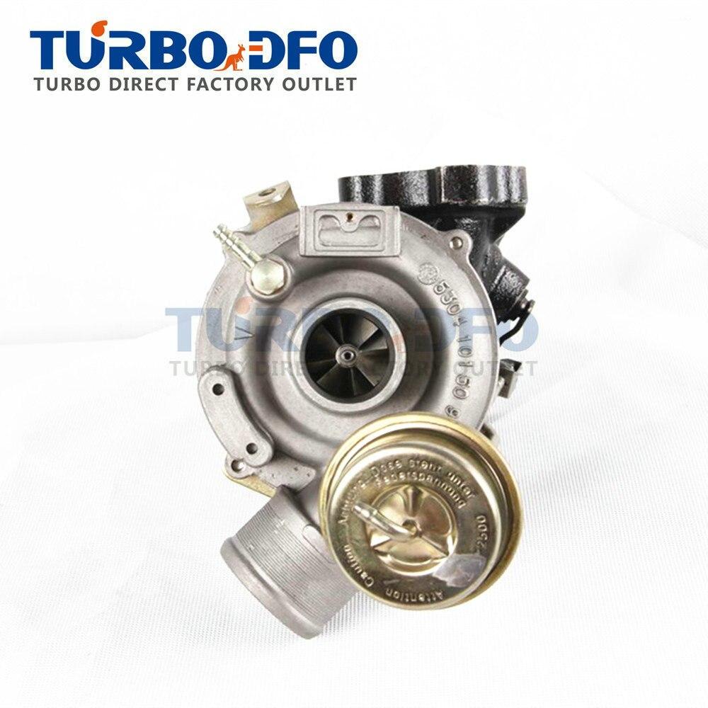Turbo cargador equilibrado K03-016 de turbina para Audi A6/S4 2,7 T lado izquierdo 078145701H 078145703B 078145703C 078145703D 078145703S