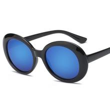 Oval Sunglasses Men Hip Hop Glasse Goggles fashion Sunglasses Women Men Female Male Round Sun Glasse