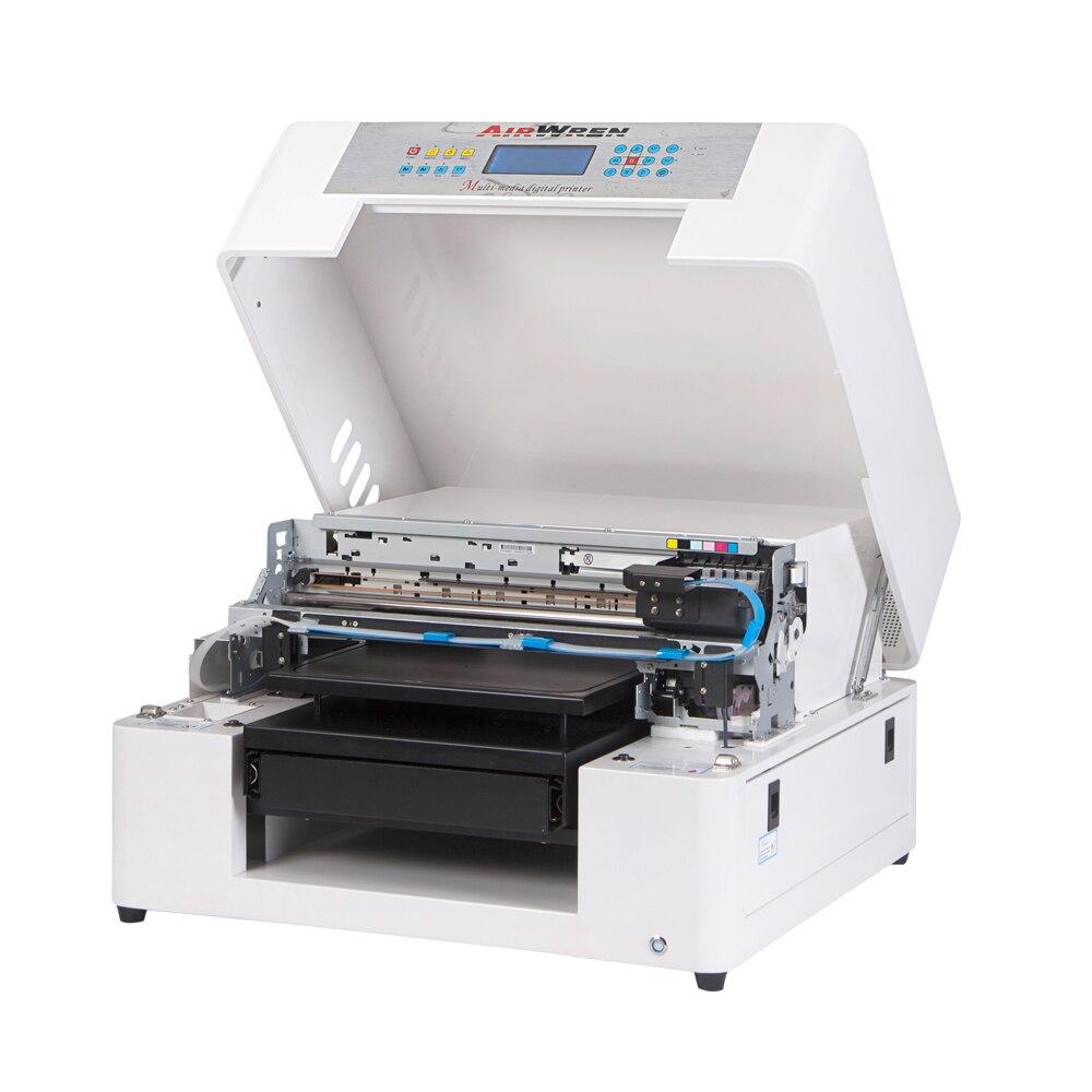 Новинка 2019, рекламная машина Airwren white AR-T500, цифровая печатная машина для текстиля a3 dtg