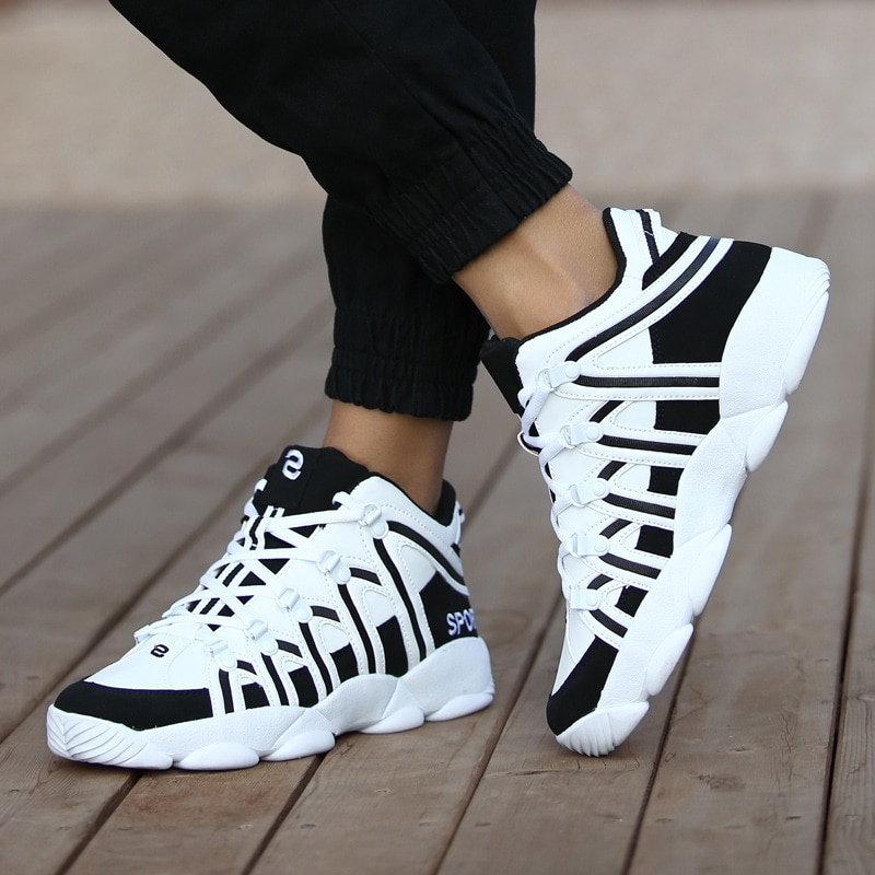 Basket Homme 2021 Outdoor Basketball Shoes Men's Cement Wear-resistant Anti-skid Training Sneaker Basketball Shoes Sneakers Men