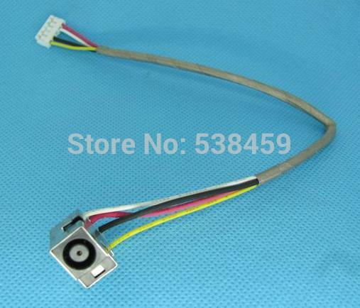 WZSM nuevo Cable de puerto de toma de corriente DC para HP Pavillion DV7 DV7T DV7Z DV7-1000