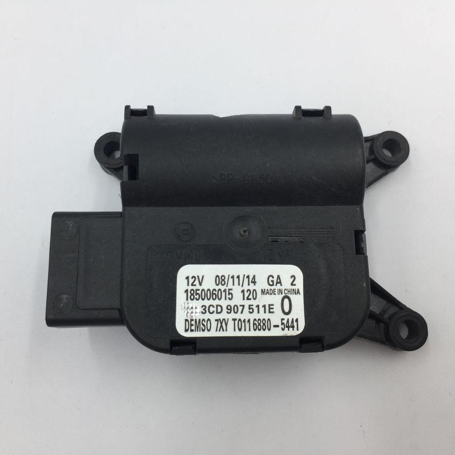 for VW Passat B6 B7 AC Temperature Adjust Valve Evaporation Tank Motor 3CD 907 511 E/3C0 907 511 A