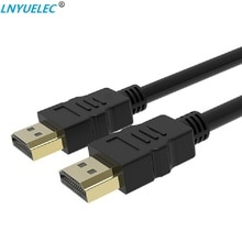 LNYUELEC Câble HDMI câbles vidéo plaqué or 1.4 1080 P 3D Câble pour HDTV séparateur commutateur 0.5 m 1 m 1.5 m 2 m 3m 5 m 10 m