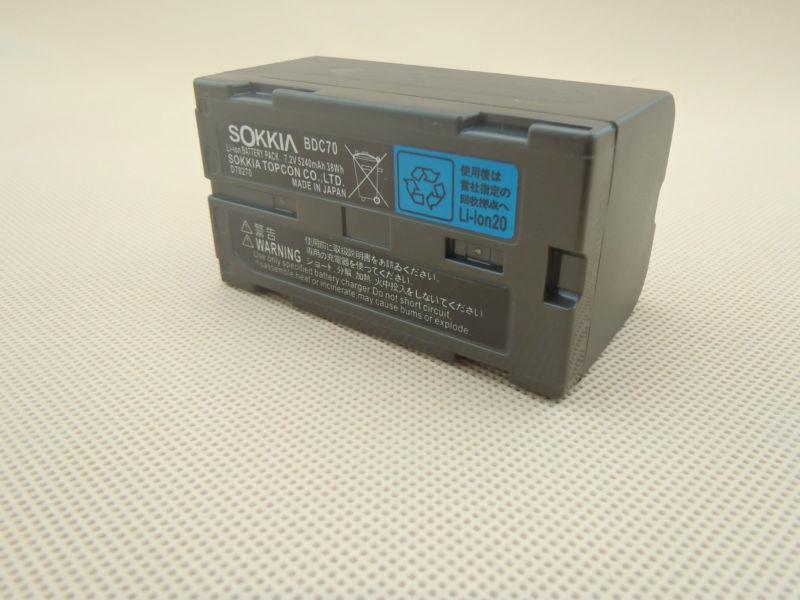 Sokkia batería estilo BDC70 para Topcon ES CX Sokkia FX de la serie x estación Total