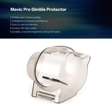 Gimbal Kamera Schutzhülle Objektiv Kappe für DJI MAVIC PRO/ Platin Gimbal Lock Wache für DJI MAVIC PRO Drone zubehör