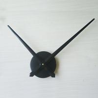 Diy חדש קיר שעון שעונים שעון תנועה אקריליק מראה קיר מדבקות קוורץ מתכת חיוג מחט בית תפאורה סלון