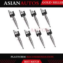 6/8PCS Fuel Injector 13537585261-12 13538616079 13538648937 13537585261 For BMW N54 N63 135 335 535 550 750 X5 X6