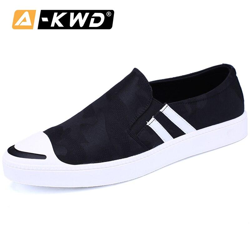Mesh Men Trainers Black White Men Casual Shoes Fashion Shoes Slip-on Men's Sneakers Male Diriving Footwear Men Shoes Sneakers 38