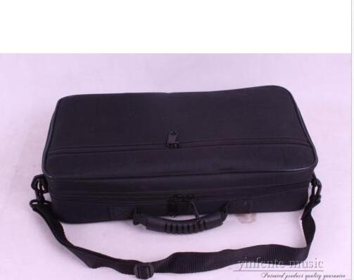 Caja de Oboe bolsa de transporte Oboe con bolso suave correa de hombro fuerte luz