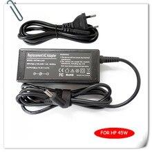 19.5 v 2.31a ac adaptador carregador cabo de alimentação para hp probook 440 g3 p5r90ea g3/i5-6200U g3/i3 g3/l6e35av g3/k9j48ea caderno
