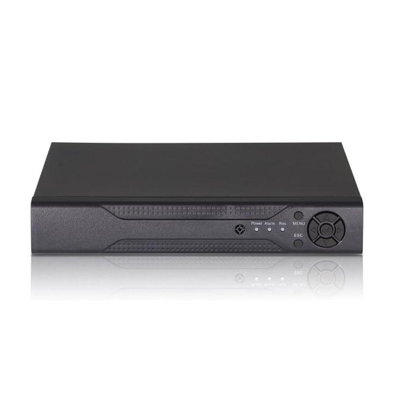4ch y 8ch AHD DVR AHD-NH/AHD-M IP 720P/960P/1080P de seguridad CCTV DVR NVR 8CH Mini híbrido HDMI DVR IP/analógica/AHD Cámara