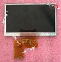 Maithoga 4.3 cal 40PIN MP5 GPS TFT wyświetlacz LCD wewnątrz ekranu KD43G18-40NB-A1 KD43G18-40NB-A5 C430P T43P12